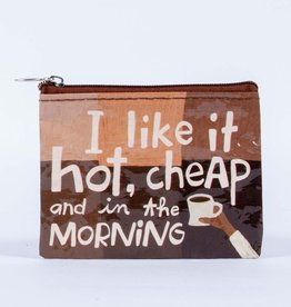 Blue Q Hot, Cheap, Morning Coin Purse
