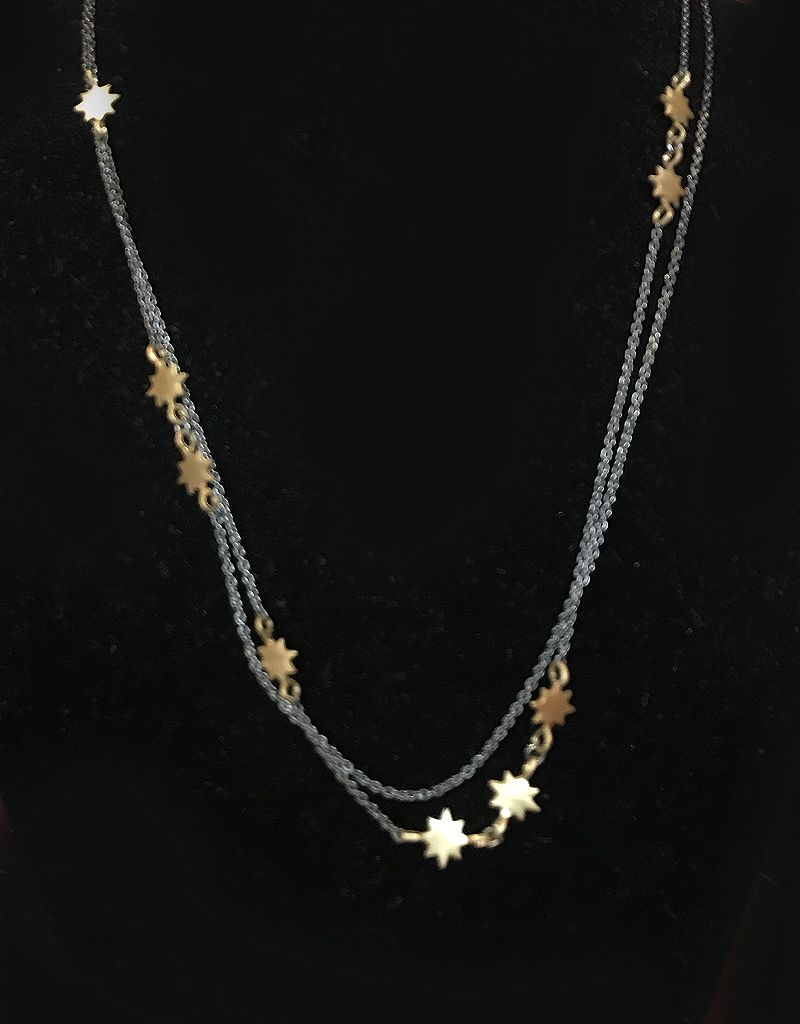 Roost Star Trail Necklace