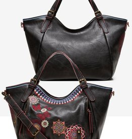 Desigual Chandy Rotterdam Bag Black