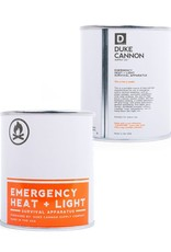 Duke Cannon Emergency Heat + Light Candle
