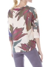 Atelier 5 Floral Print Jasmin Tunic