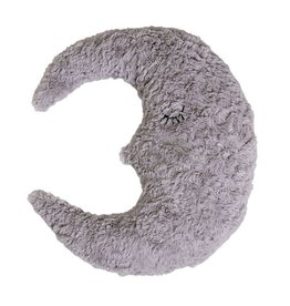 Bloomingville Grey Moon Pillow
