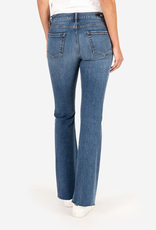 Kut from the Kloth Stella Flare Jean w/Raw Hem