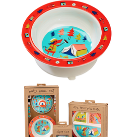 Ore Suction Bowl Happy Camper