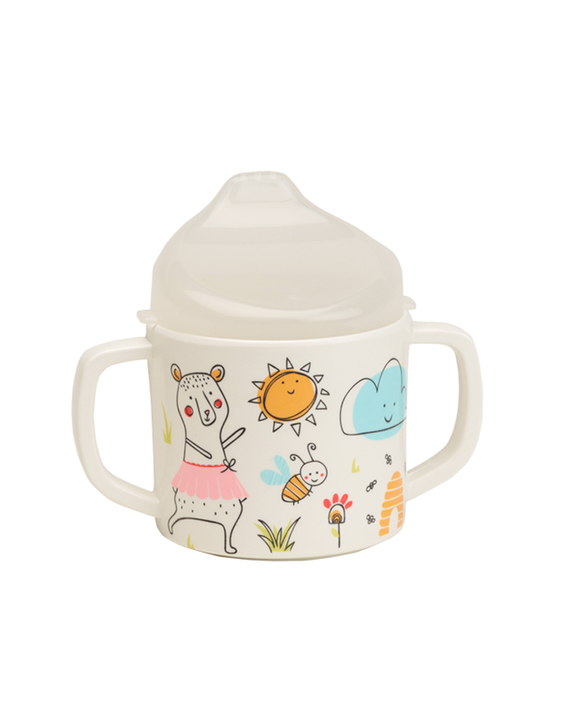 Ore Sippy Cup Clementine The Bear