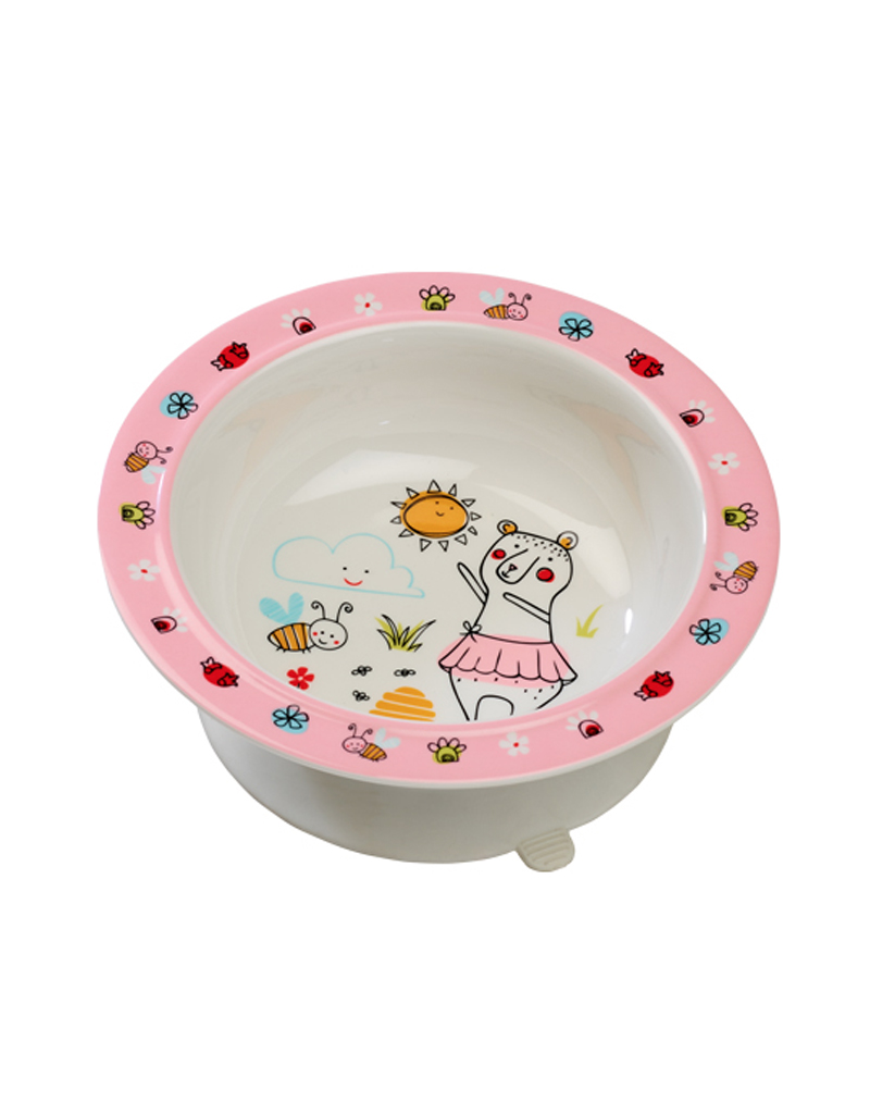 Ore Suction Bowl Clementine The Bear