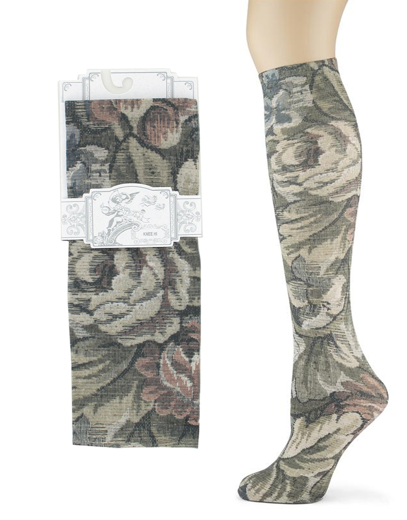 Sox Trot Nocturnal Adult Knee Highs