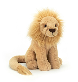 Jelly Cat Leonardo Lion - Medium