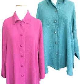URU Signature Fabric Silk Country Shirt