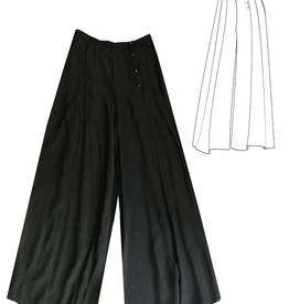 URU Flat Silk Opera Pant
