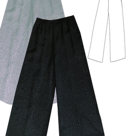 URU Signature Fabric Silk Boat Pant