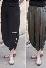 Comfy 2 Button Pants