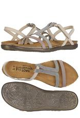 Naot/Yaleet Judith 2 Tone Sandals
