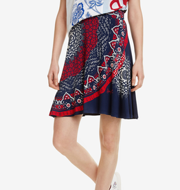 Desigual Nise Print Skirt