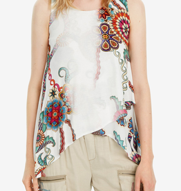Desigual Arkansas Print Top