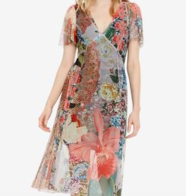 Desigual Daria Floral Print Dress