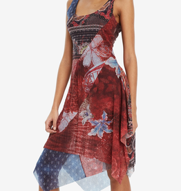Desigual Pequot Print Dress
