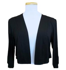 Cut Loose 3/4 Sleeve Banded Cardigan