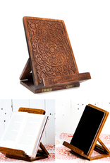 Matr Boomie Rosewood Tablet & Book Stand