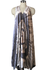 Rubyzaar Halter Maxi Dress