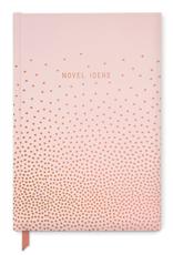 "designworks Copper Dots ""Novel Ideas"" Journal"