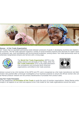 Global Mamas Baby Sahara Organic Cotton Romper