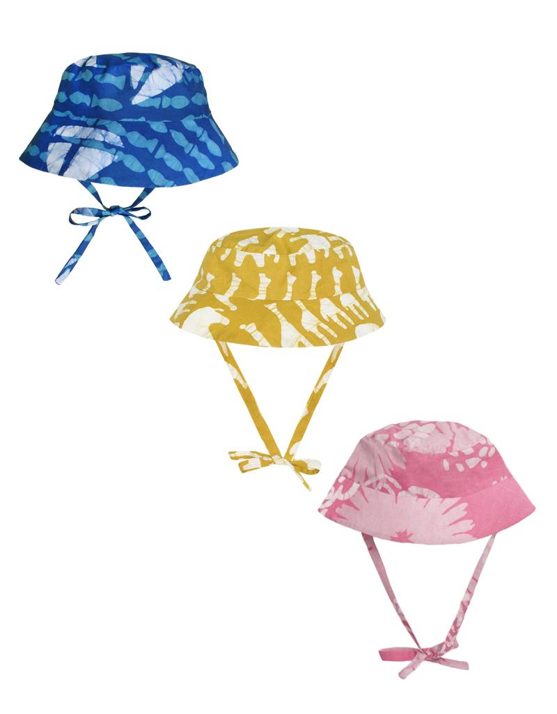 Global Mamas Baby Sun Hat