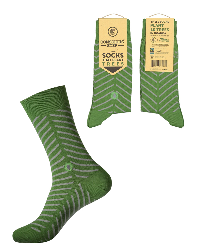 Conscious Step Socks That Plant Trees II - Large