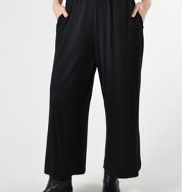 Comfy Crop Pant W/Slit
