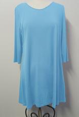 Comfy 3/4 slv tunic top