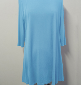 Comfy 3/4 Sleeve Tunic Top