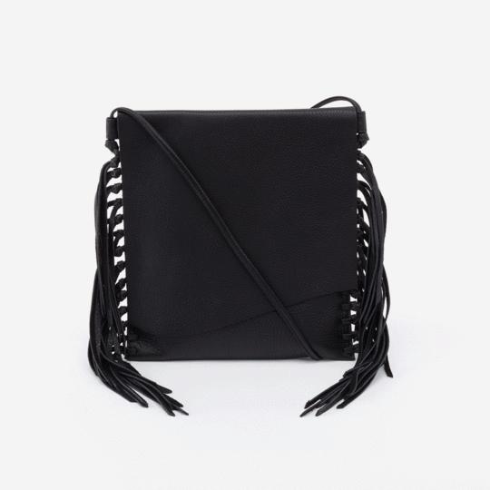 Hobo Int'l/Urban Oxide Rapture Fringe Leather Crossbody Bag
