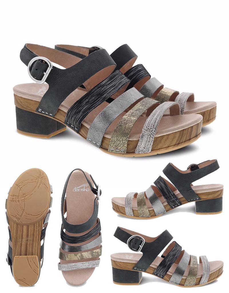 Metallic Metallic Strap Sandal Strap Maribeth Multi Sandal Maribeth Multi zSUMqVp