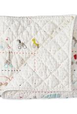 Pehr Pull Toys Quilted Nursery Blanket