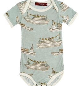 Milkbarn Bamboo Cotton One Piece