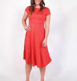 Plume & Thread Rory Floral Dress