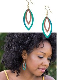 Matr Boomie Vitana Earrings-Free Bird