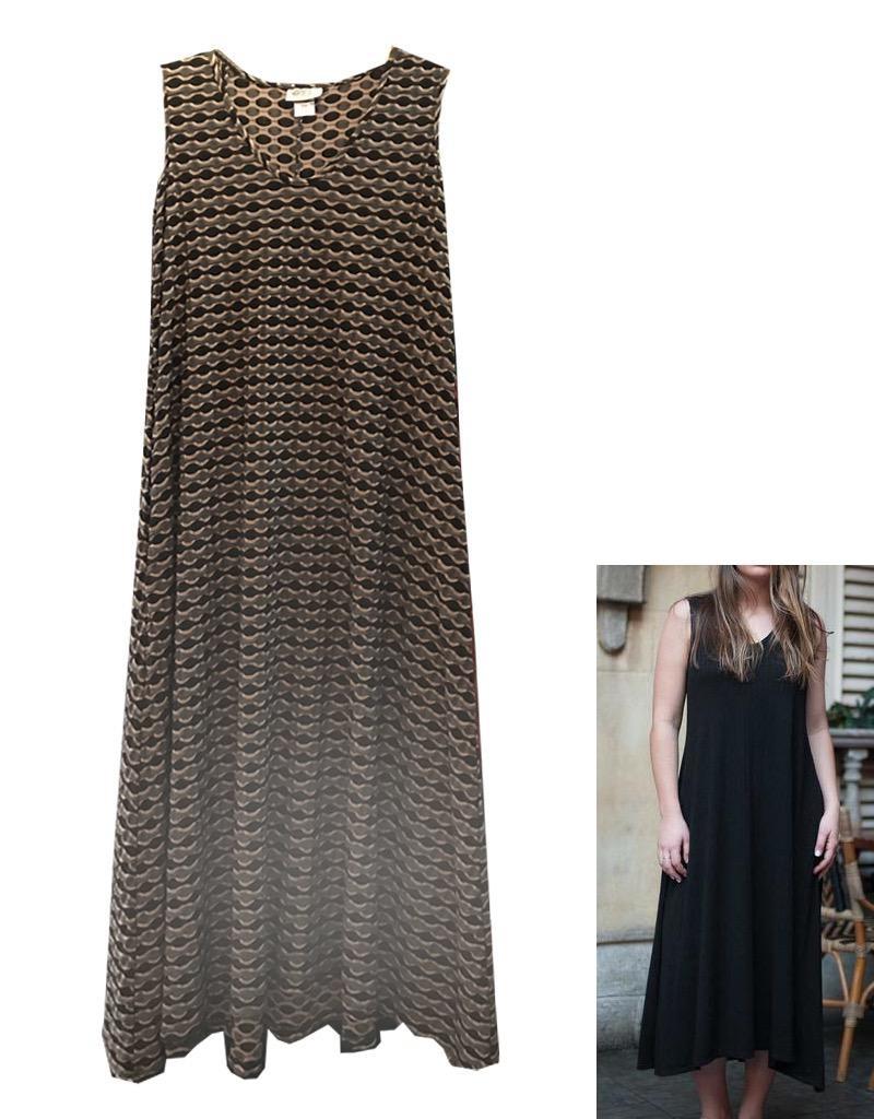 Plume & Thread Hailey Tank Dress