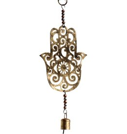 Mira Hamsa Chime Fair Trade
