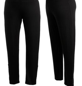 Comfy Extra Long Snap Legging