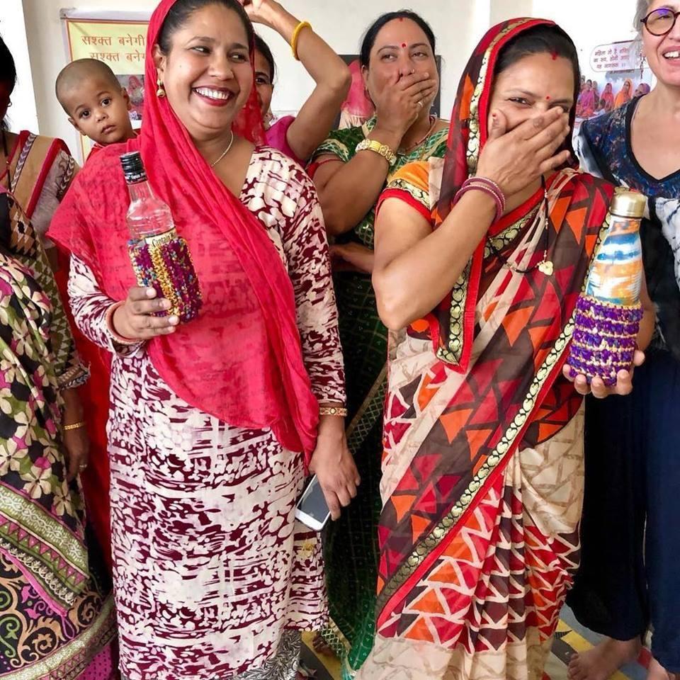 Workshop Gandhi's Birthday Open House w Maria Luisa Oct 3