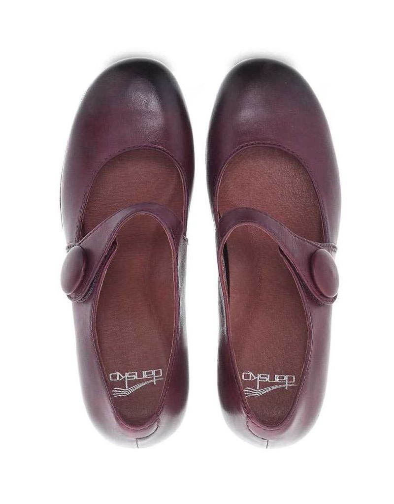 Dansko Page Waterproof Burnished MJ