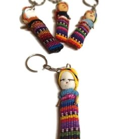Lumily Worry Doll Keychain