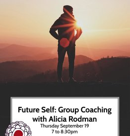 Workshop Future Self Group Event with Coach Alicia Sept 19