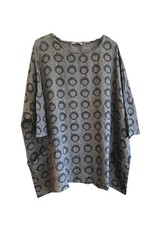Cut Loose One Size Dot Pullover