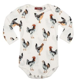 Milkbarn B LS One Piece Chicken