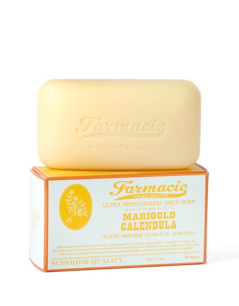 Soap & Paper Factory Farmacie Marigold Calendula Bar Soap