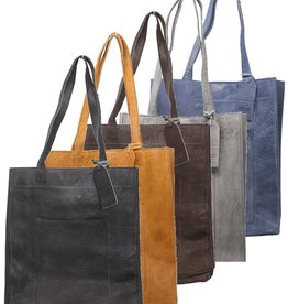 Latico Leathers Macie Leather Tote