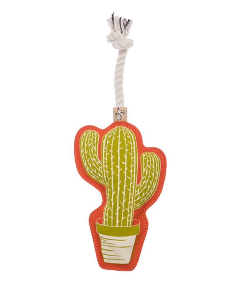 Ore Pet Toy Rope Cactus