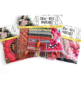 Lumily Fabric Patch Kit - Thailand - Fair Trade